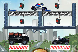 《奇趣撞车3》游戏画面5