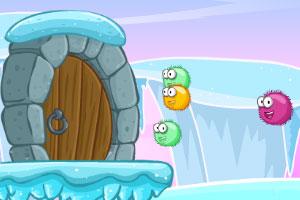 《卷毛球冒险4》游戏画面1