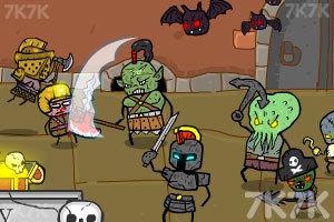 《地下城英雄大乱斗》游戏画面8