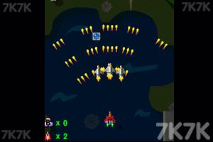 《雷电战机X》游戏画面5