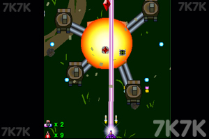 《雷电战机X》游戏画面2