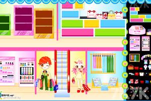 《布置商场》游戏画面2