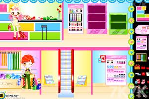 《布置商场》游戏画面5