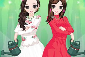 《花园女子3》游戏画面1