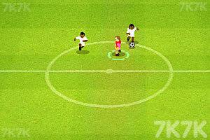 《欧洲冠军联赛》游戏画面3
