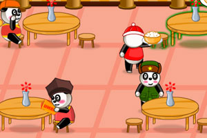《熊猫大餐馆3》游戏画面1