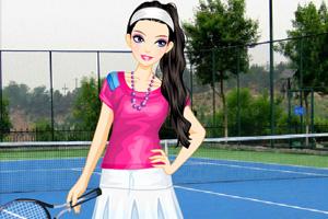 《可爱网球服》游戏画面1