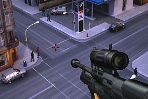 《城市狙击者》游戏画面1