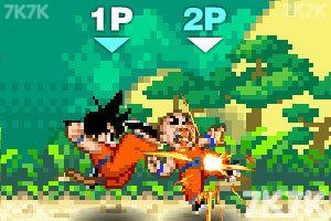《龙珠激斗2.3无敌版》截图2