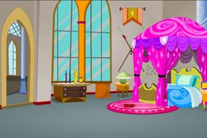 《逃离王的卧室》游戏画面1