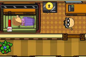 《怪盗山姆》游戏画面1