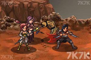《地狱英雄之战》游戏画面5