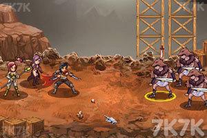《地狱英雄之战》游戏画面6