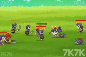 《骑士神话》游戏画面5