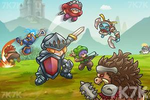 《骑士神话》游戏画面1