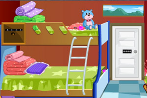 《我的卧室逃离》游戏画面1