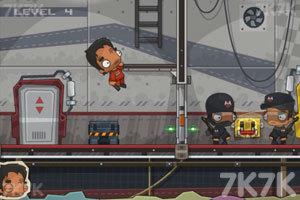 《大盗越狱》游戏画面1