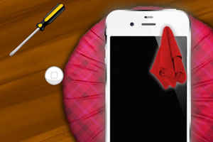 《iPhone维修》游戏画面1