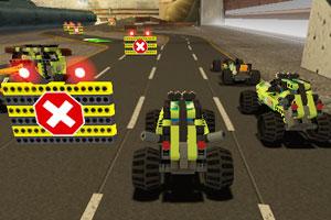 《乐高赛车竞速》游戏画面1