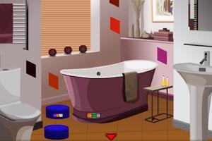 《逃脱洗手间》游戏画面1