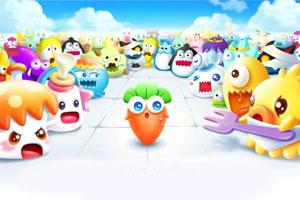 《保卫萝卜电脑单机版》游戏画面1