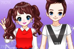 《貌美小夫妻》游戏画面4