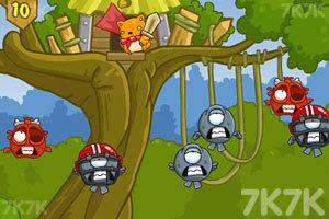 《剑圣小猫战恶魔》游戏画面2