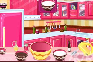 《制作美味冰淇淋蛋糕》游戏画面2