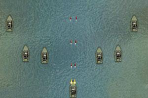 《无敌战舰》游戏画面1