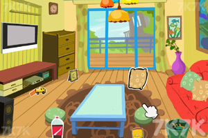 《全家大扫除》游戏画面3