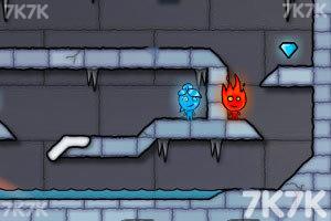 《森林冰火人3無敵版》截圖4