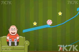 《胖子吃糖果2》游戏画面2