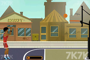 《篮球场停车记》游戏画面2
