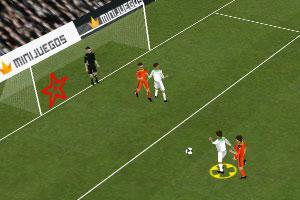 《世界杯实况3》游戏画面1