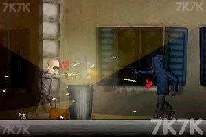 《黑客帝国大乱斗》游戏画面7