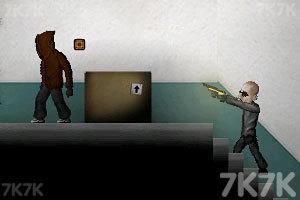 《黑客帝国大乱斗》游戏画面9