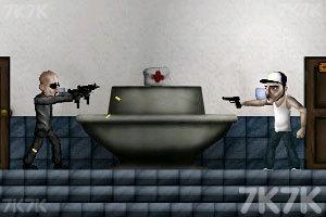 《黑客帝国大乱斗》游戏画面11