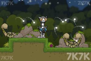 《狐猴大冒险》游戏画面5