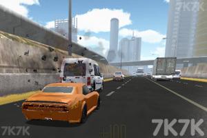 《极品飞车在线玩》游戏画面2