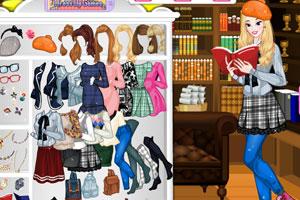 《贝拉公主现代装》游戏画面1
