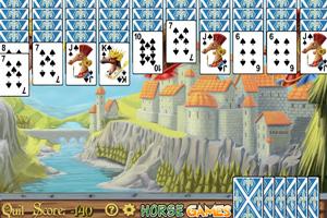 《马儿纸牌》游戏画面1