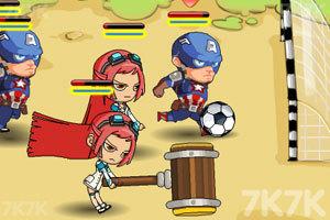 《英雄热血足球》截图2