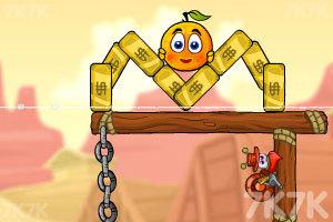《拯救橙子西部探险》截图5
