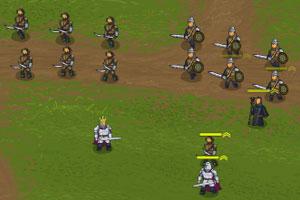 《皇族守卫军无敌版》游戏画面1