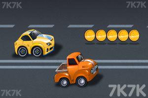 《飞奔的迷你车》游戏画面3