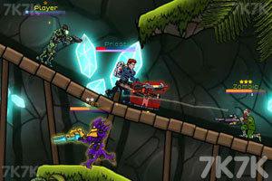 《未来战士3》游戏画面2