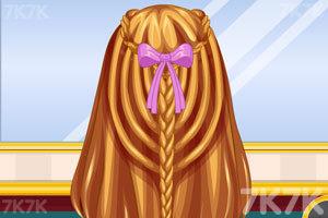 《夏季流行发型》游戏画面6