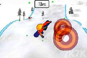 《花样滑雪之王》游戏画面2