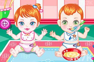 《照顾双胞胎宝贝》游戏画面3
