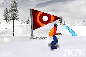 《花样滑雪之王无敌版》游戏画面5